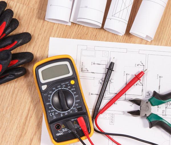 Matériel testeur électrique